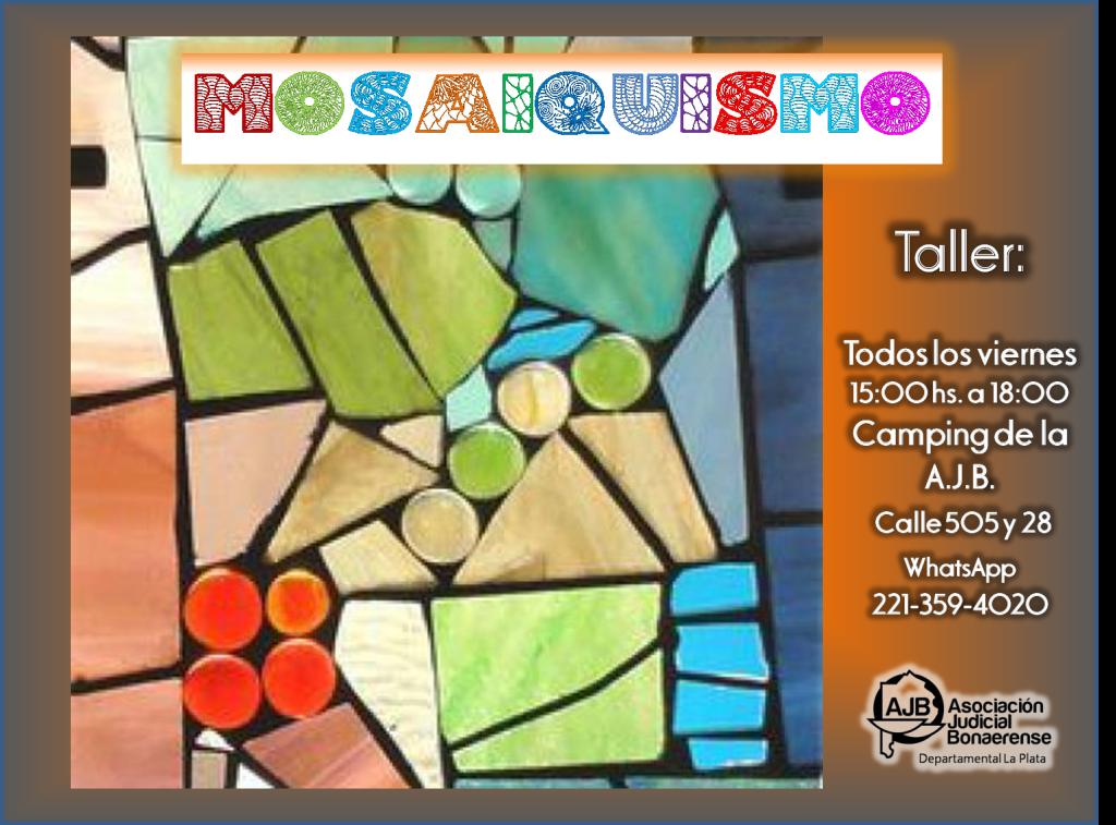 afiche mosaico 2